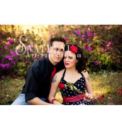 Сватбени Магнити с Рисунък - Маслено Платно 9х6 см :: Картини по Снимка #01-20 (Арт Магнити на Платно | Картинa по Снимка) АРТ™