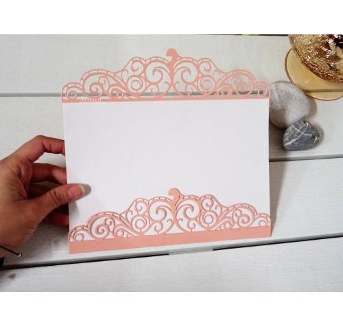 Перлен Плик с Орнаментни Бордюри 14:21 см №01-43L››964