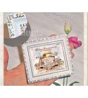 """Магнити в Рамка и Дизайн """"Bon Voyage"""" :: Сватбени Подаръци #32-2"""