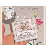 """Магнити в Рамкa и Дизайн """"Веселите Младоженци"""" :: Сватбени Подаръци #32-2"""