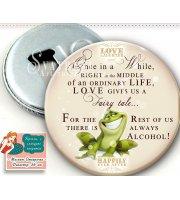 Fairy Tale Fun :: Сватбени Магнит Отварачки #07-7